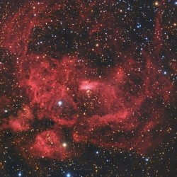 NGC 6357, Lobster Nebula, War and Peace Nebula